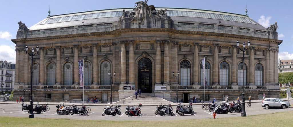 Art history museum Geneva