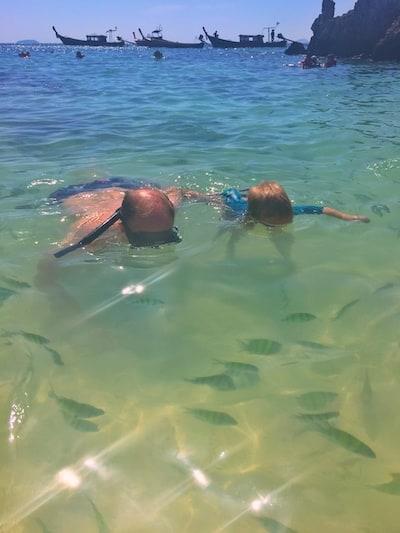 Similan Islands snorkelling trip