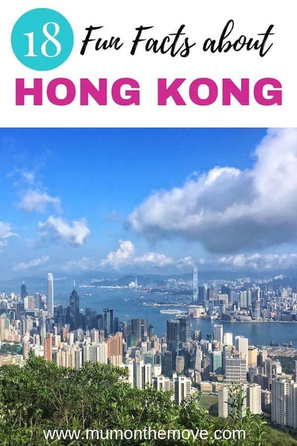 Hong Kong fun facts for kids
