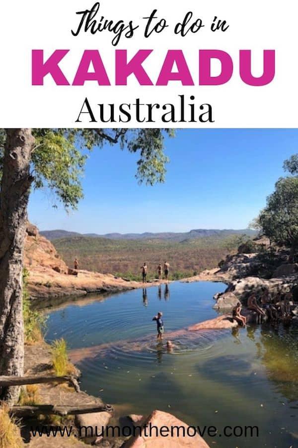 Things to do in Kakadu National park Australia