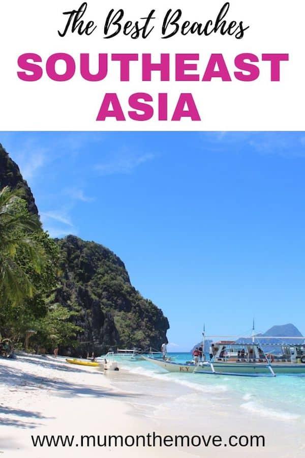 Best beaches Southeast Asia
