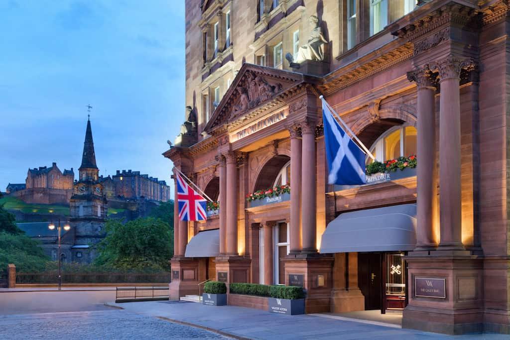 Edinburgh Caledonian Hotel