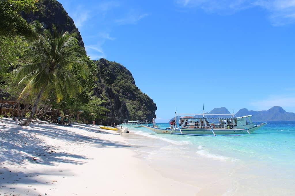Entalula Beach Philippines