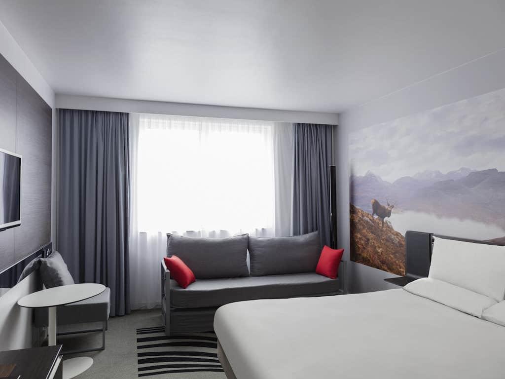 Novotel Edinburgh city centre hotel