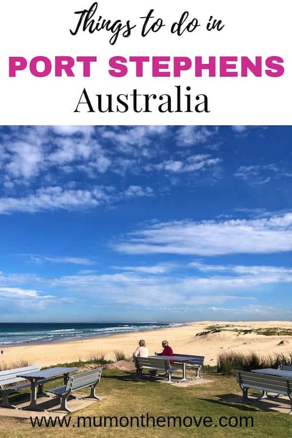 Port Stephens things to do