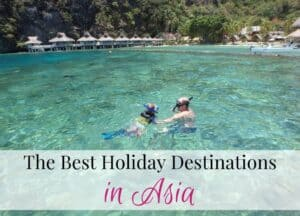 Family holiday destinations in Asia
