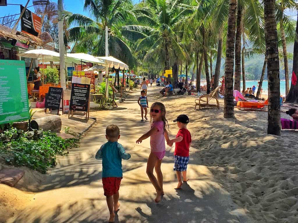 Phuket for kids