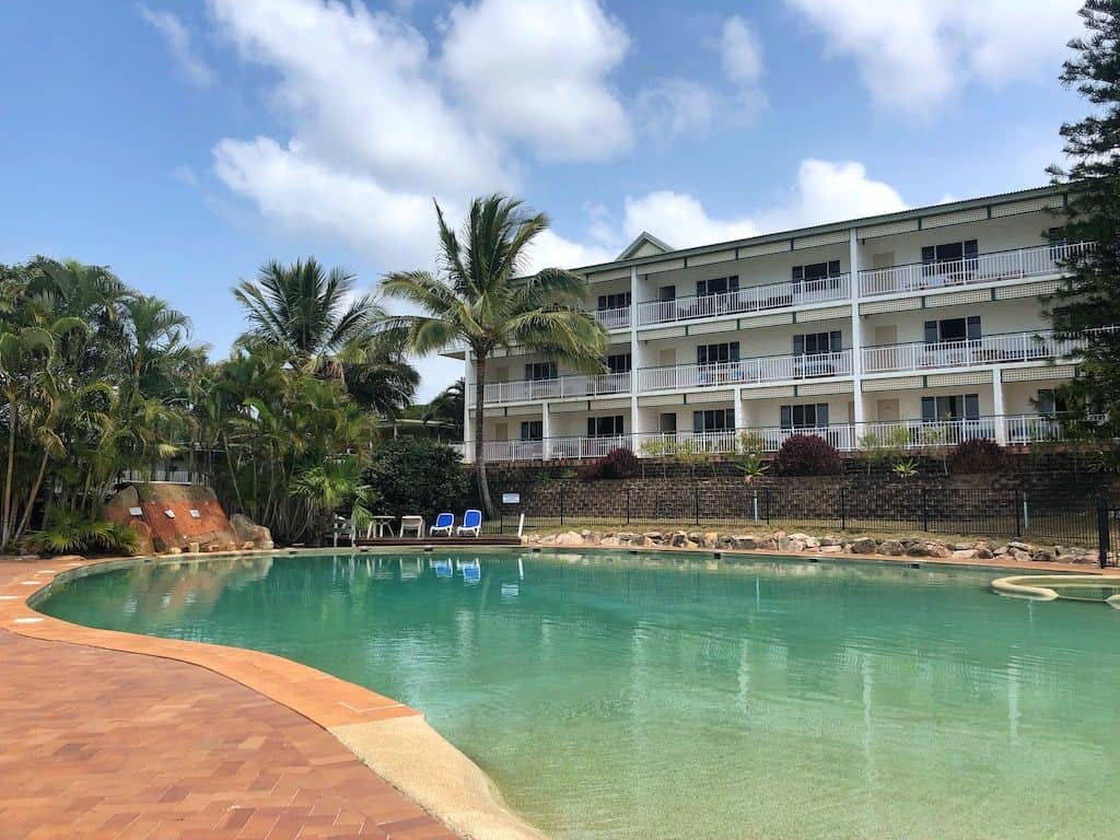 Eurong Beach Resort Fraser Island