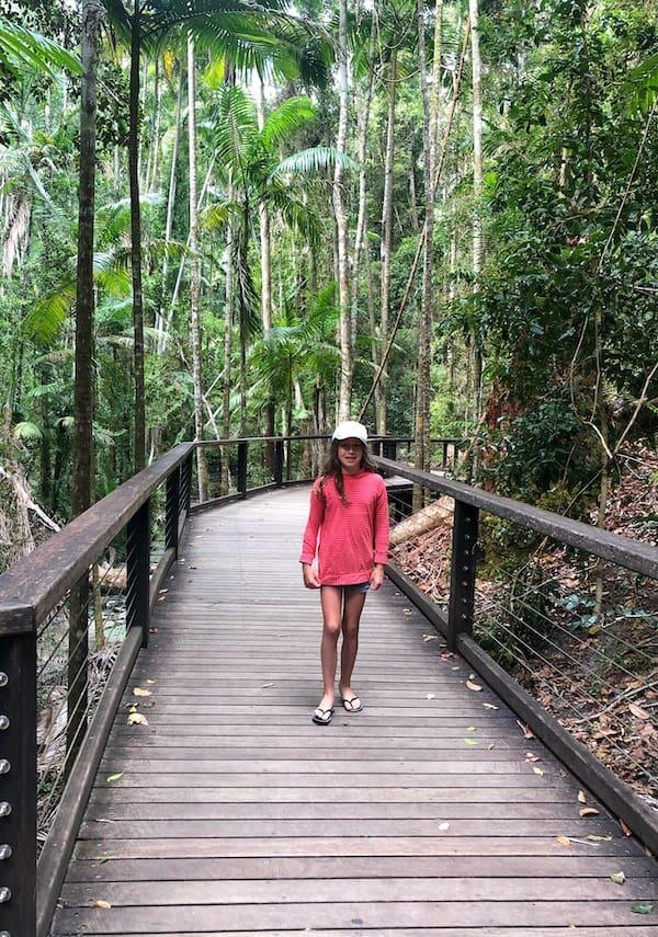 Central Station Fraser Island walk