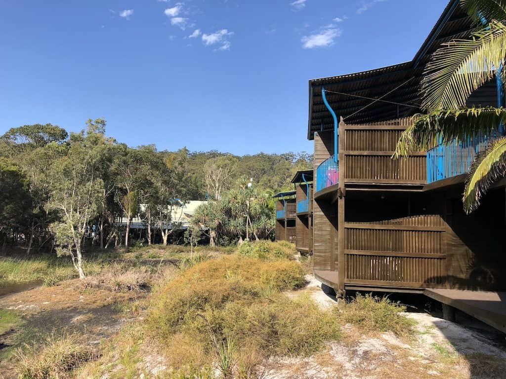 Kingfisher Bay accommodation