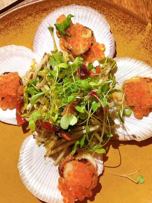 Kingfisher Bay Seabelle restaurant