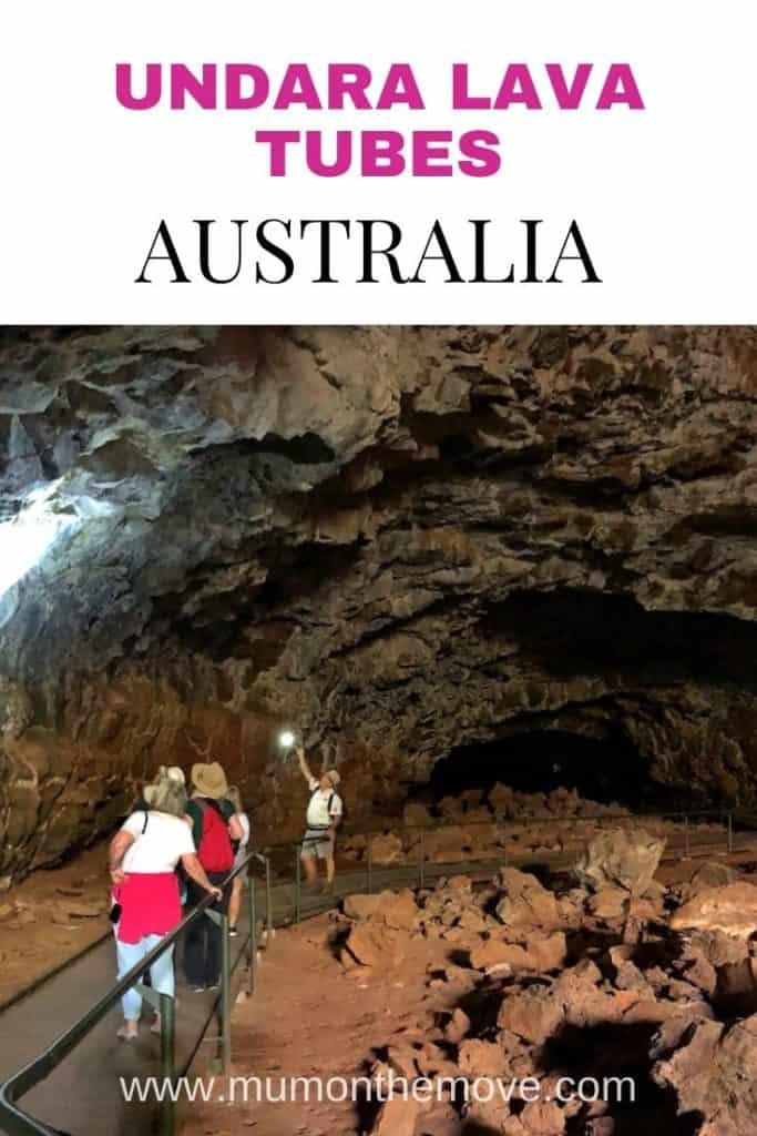 Undara Lava tubes Queensland Australia