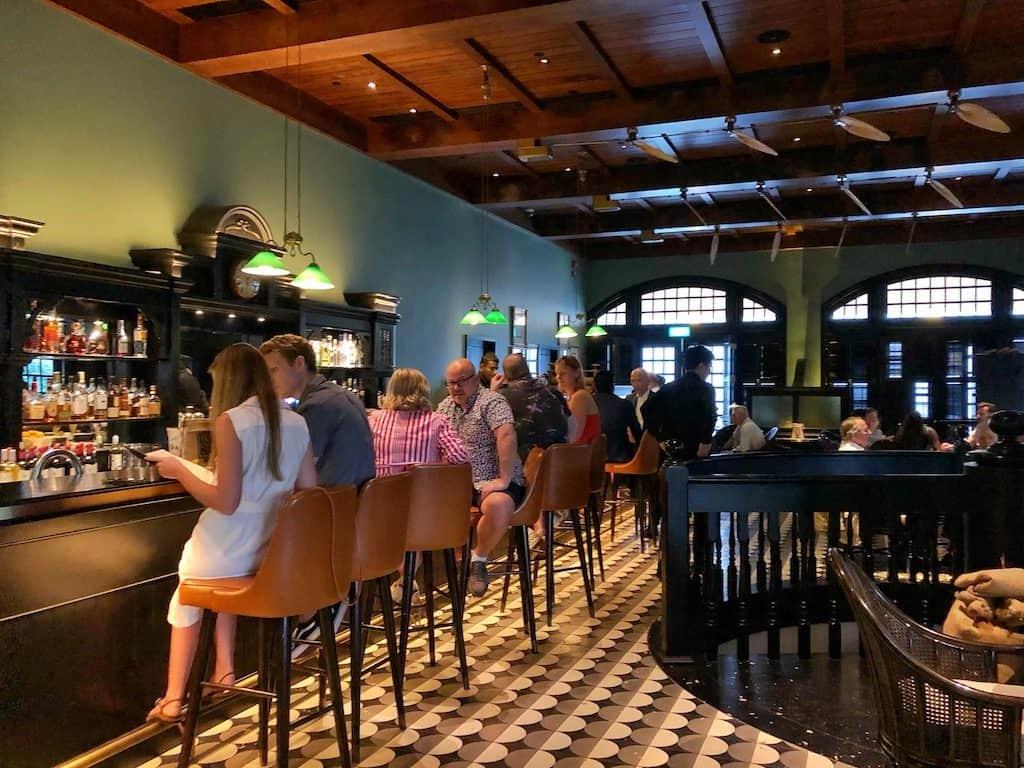 Long Bar Raffles Hotel