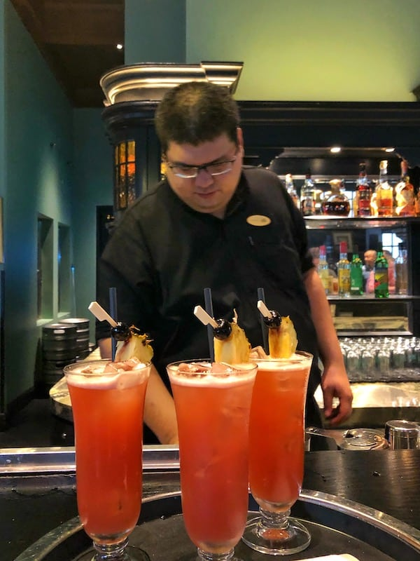 The Raffles Hotel Singapore Sling Mum On The Move