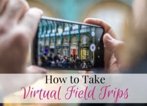 Virtual Field Trips from Home