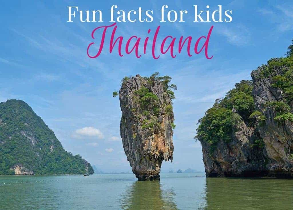 Thailand facts for kids