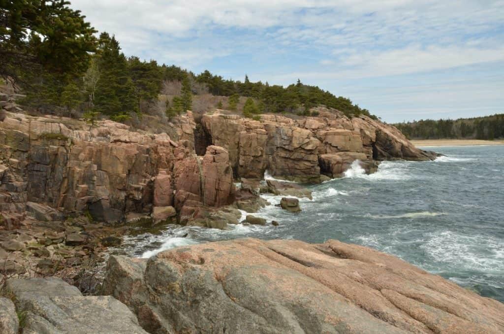 Acadia Ocean Path