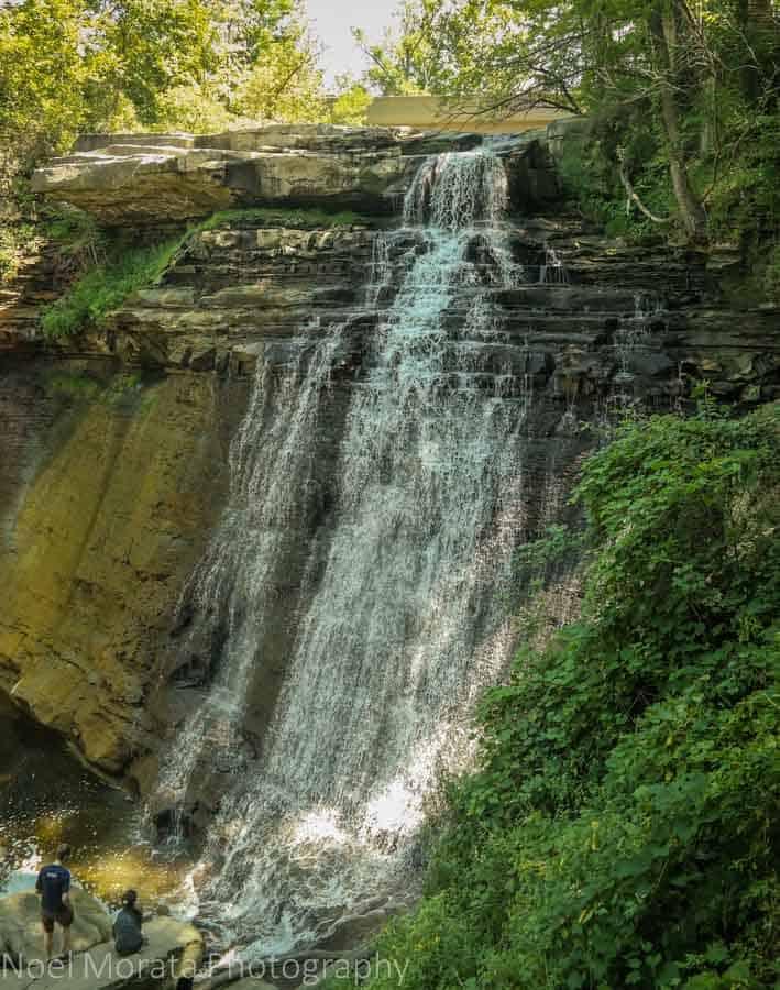 Brandywine Falls Cuyahoga Valley
