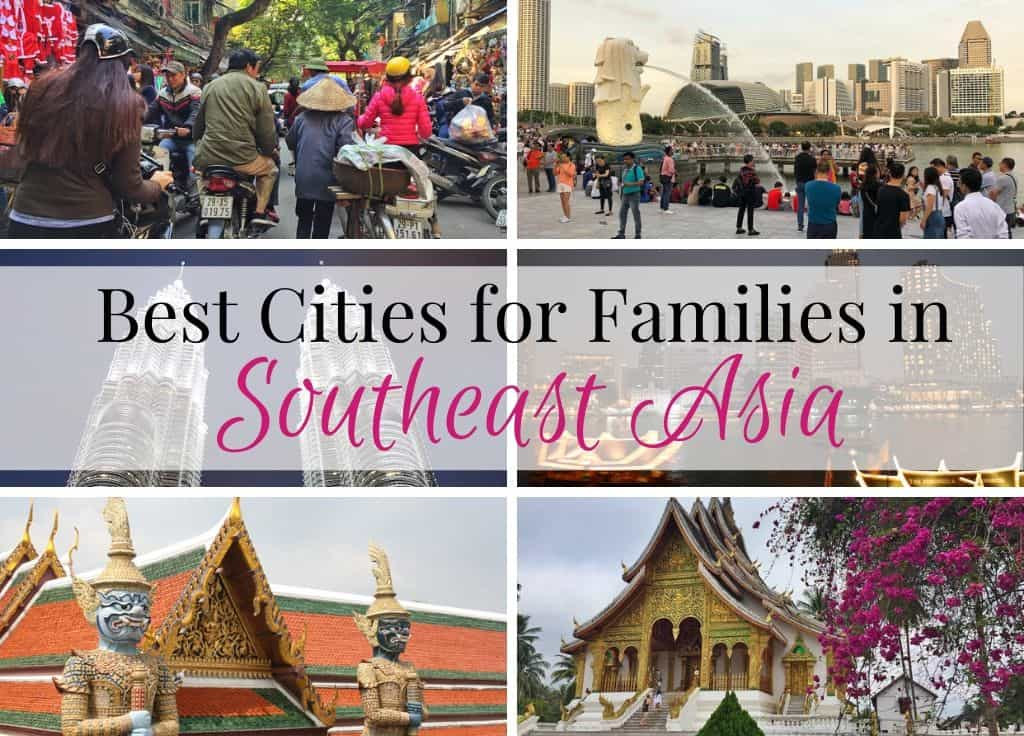 Best Cities Southeast Asia
