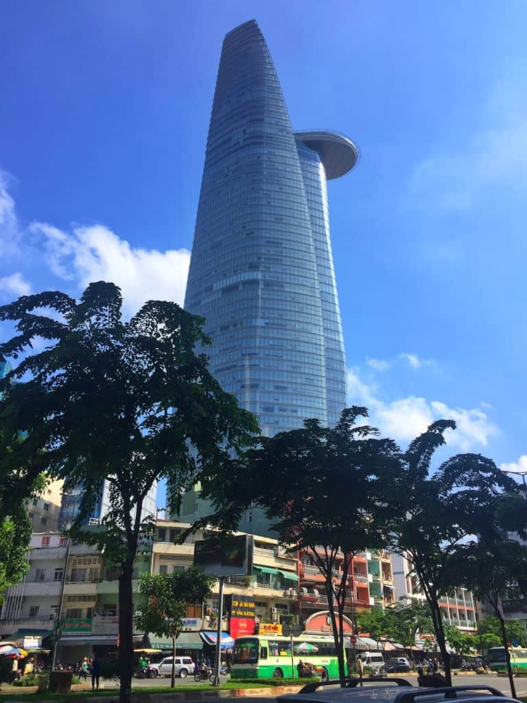 Bitexco Tower Ho Chi Minh