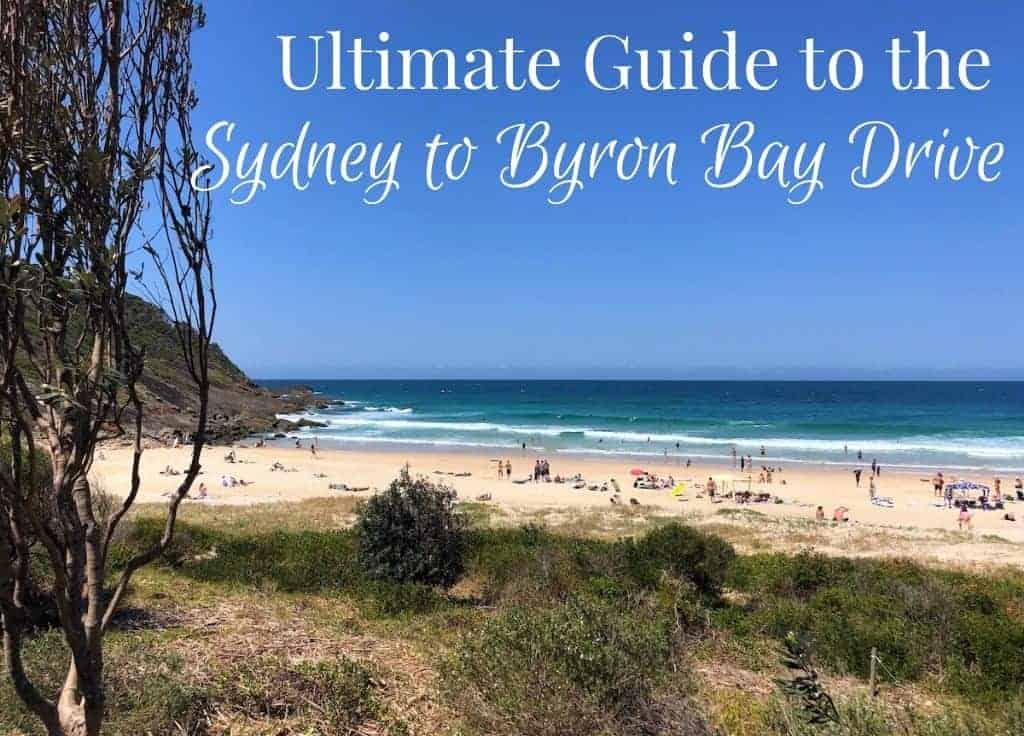 Sydney to Byron Bay title image
