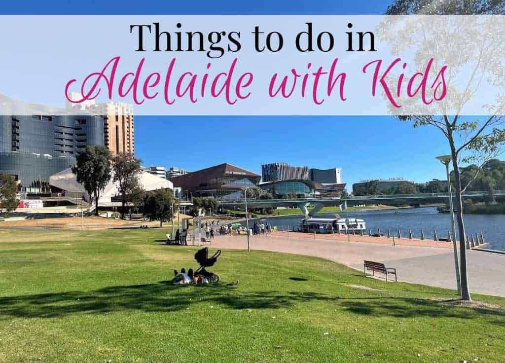 Adelaide with Kids feature image