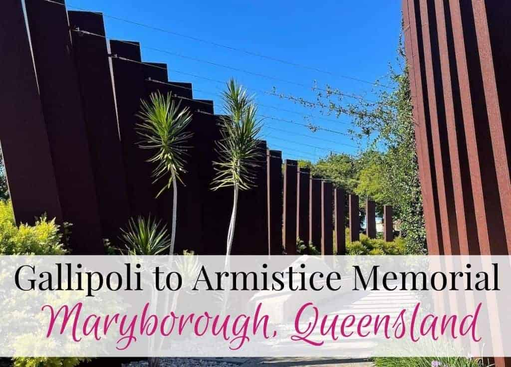 Gallipoli to Armistice Memorial featured image